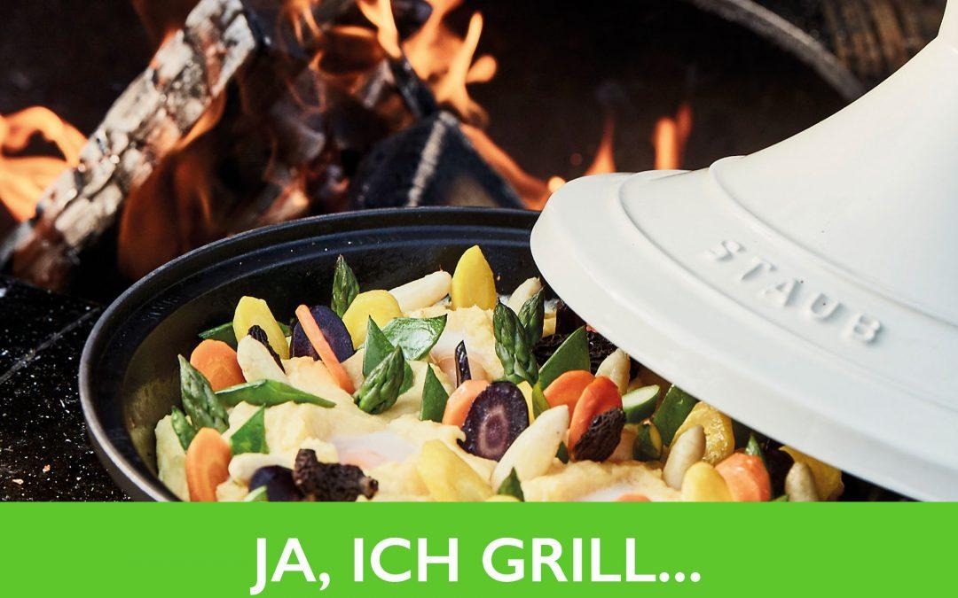 BevorstehendJA, ich grill!