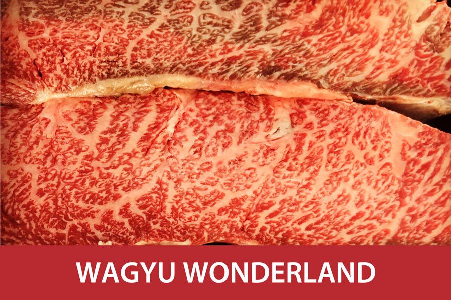 AusgebuchtWagyu Wonderland