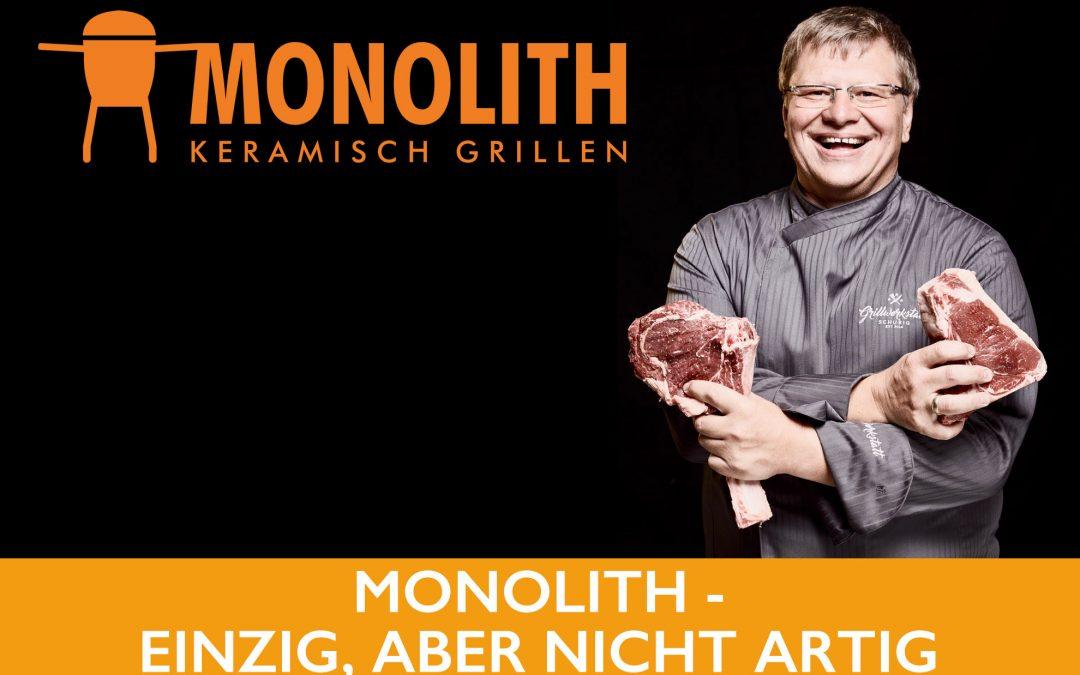 BevorstehendMonolith-Grillkurs mit Sven Schurig